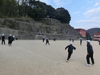 中学 球技大会