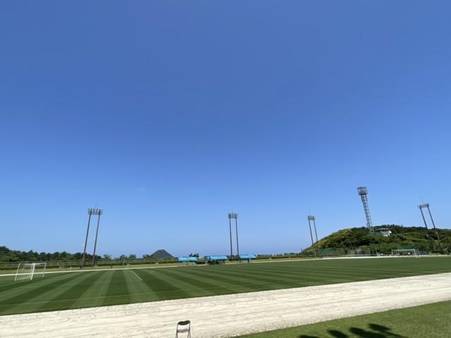 高校総体3日目サッカー対日大戦