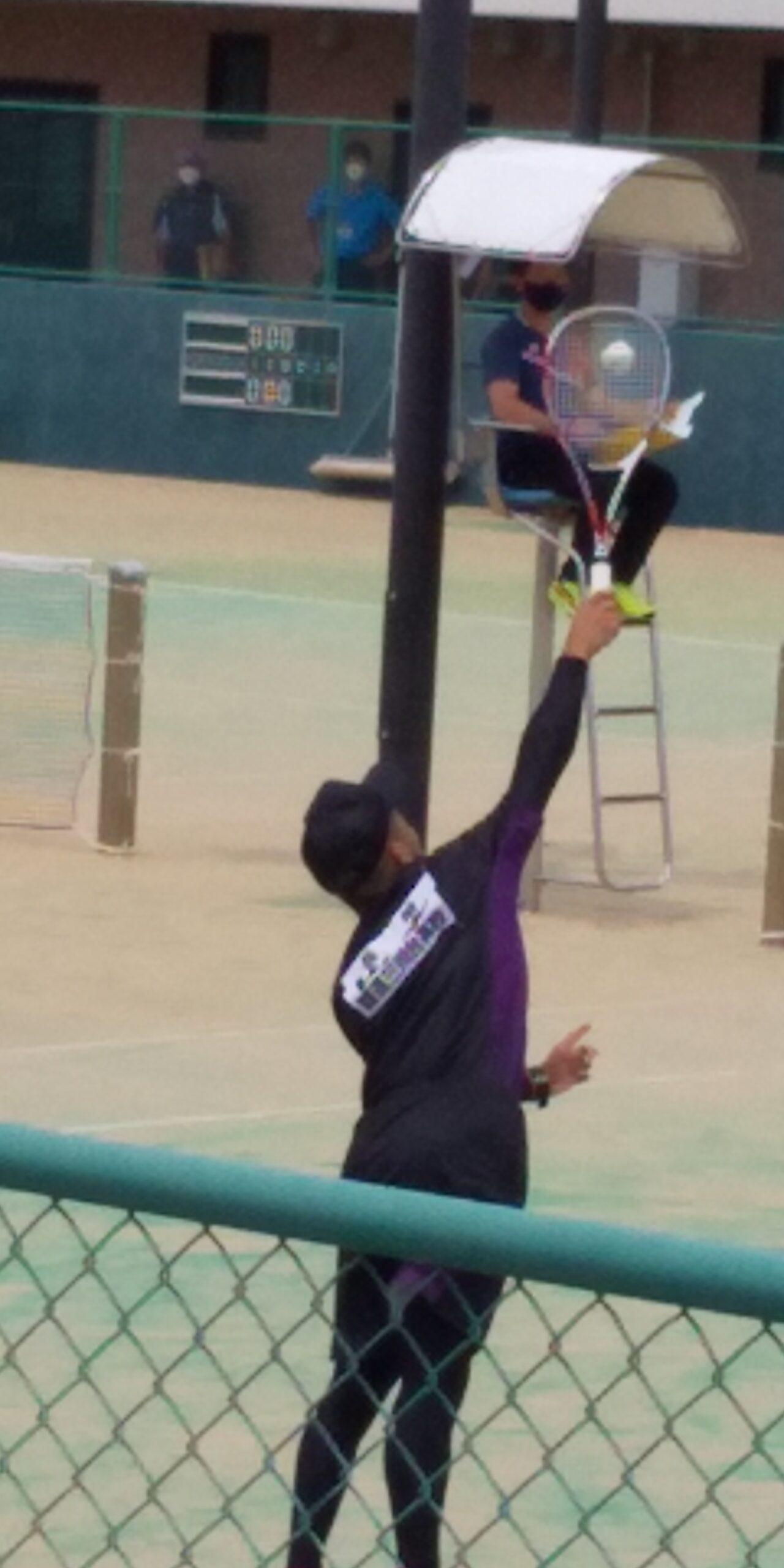 高総体ソフトテニス団体戦 準優勝!