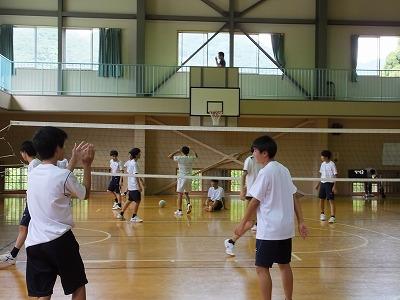 高校 球技大会
